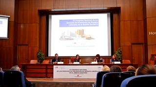 IX Congreso Nacional de los Servicios de Prevención de Riesgos Laborales en el Ámbito Sanitario
