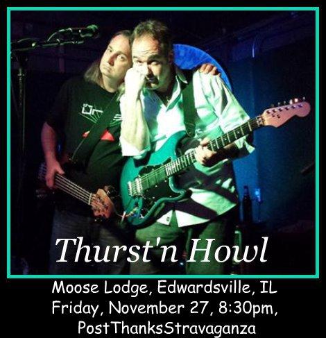 Thirst'n Howl 11-27-15