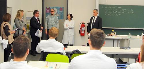 Hebel-Gymnasium Lörrach | FCI-Förderung 2015