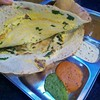 Inside our Omelette Dosa