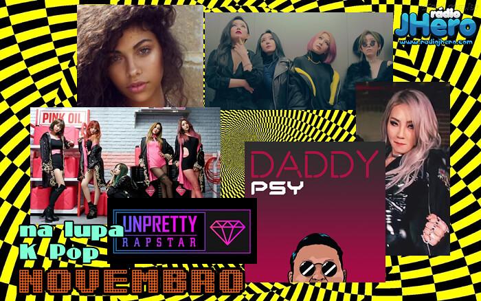 O que rolou de melhor e pior no K-Pop do mês de Novembro