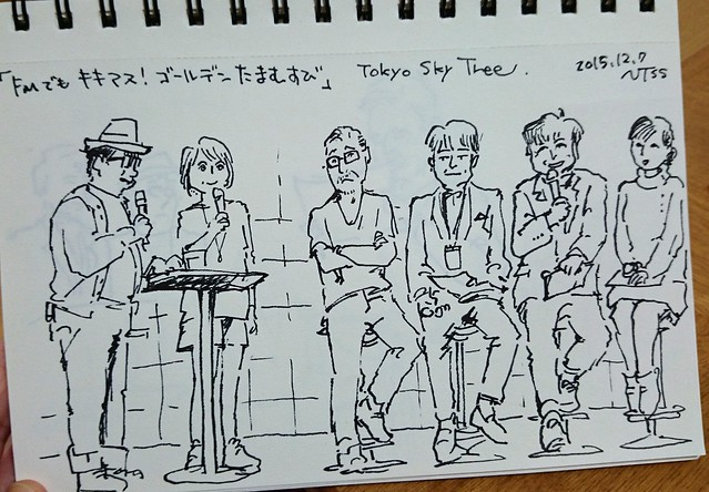 ワイドFM開局記念 TBSラジオ・文化放送・ニッポン放送
