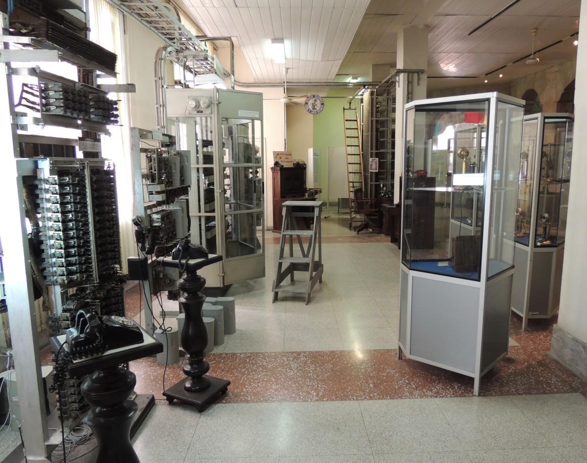 Museo ETECSA de La Habana