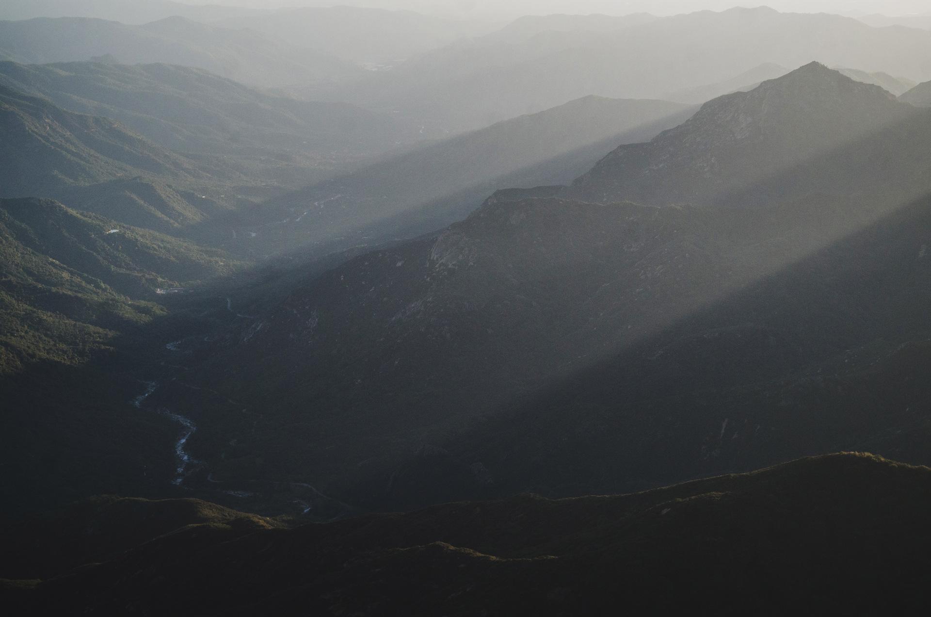park narodowy sekwoi