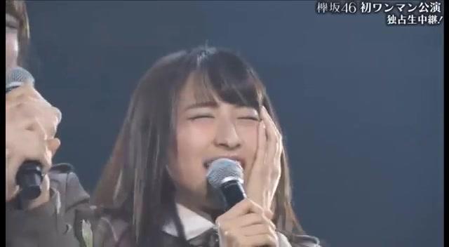 【欅坂46】けやき坂46 誰よりも高く跳べ!LIVE 187