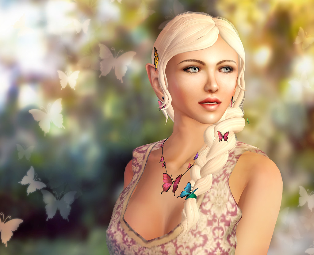 Butterfly Dream - SecondLifeHub.com