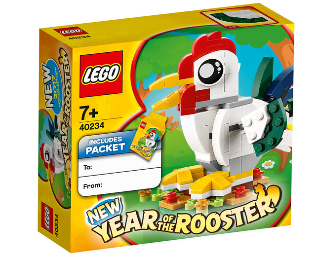40234 Year of the Rooster