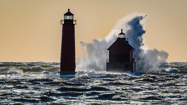 Grand Haven Light