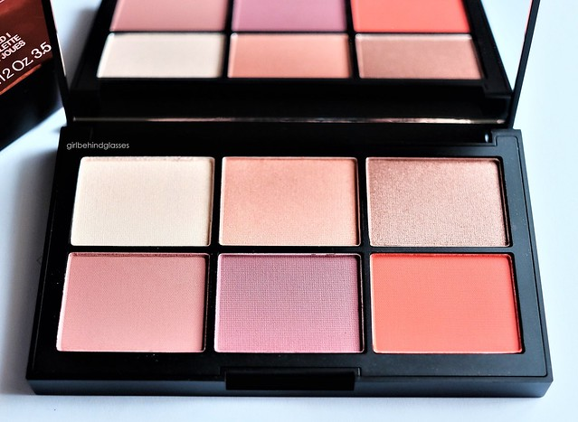 NARSissist Unfiltered I Cheek Palette2