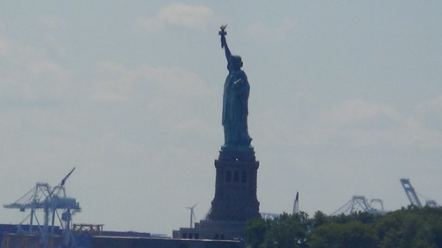 New York Statue of Liberty Aug 15
