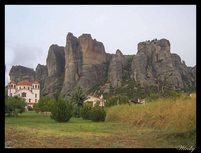 Grecia Kalambaka Meteora Termópilas Atenas - Meteora