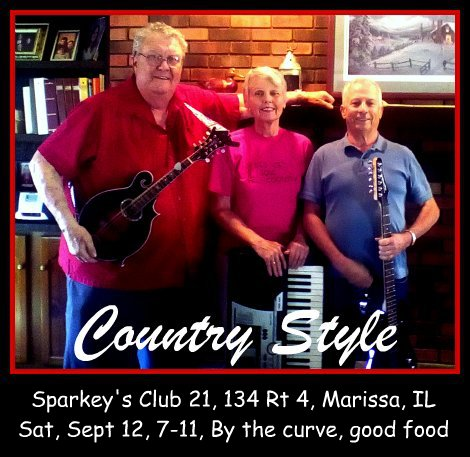 Country Style 9-12-15