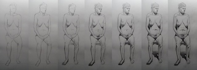 figure drawing long pose