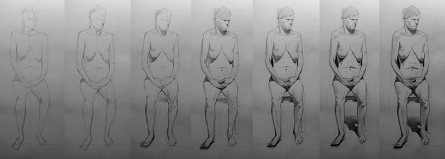figure drawing long pose