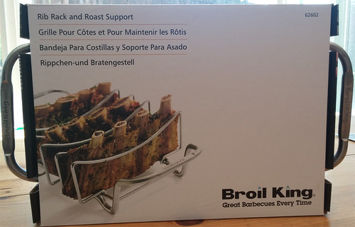 Broil King Rib & Roast Rack