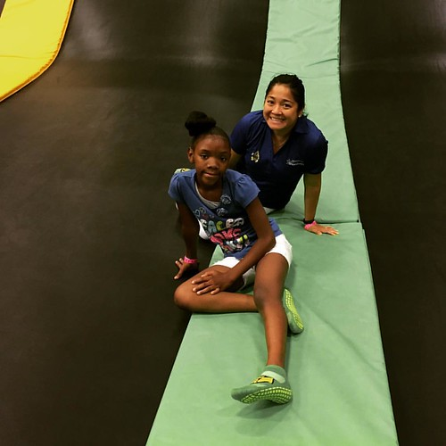 Nickira and Ching. Get Air.