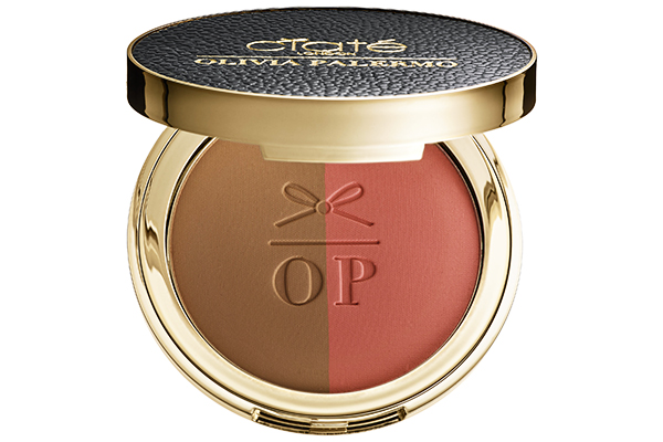 Olivia Palermo x Ciaté London The Cheekbone Cheat Blusher Bronzer Duo Review, Photos and Swatches