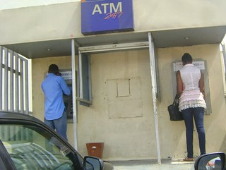 ATM non-bank location