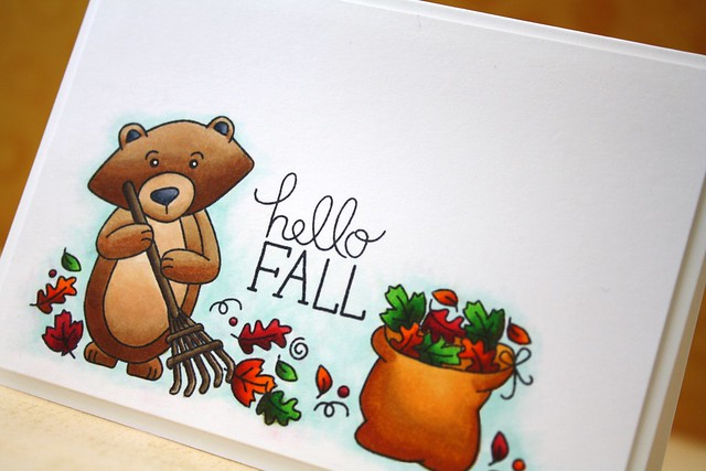 Newton's Nook for SSS-Hello Fall