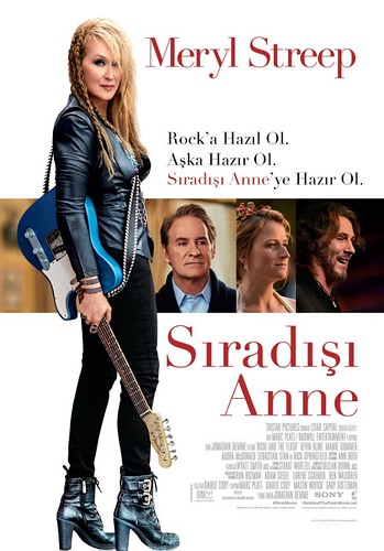Sıradışı Anne - Ricki and the Flash (2015)