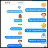 In which I get carried away with the emojis in the Star Wars app. #starwars #nerdalert