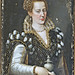 Isabella de Medici (after removal of overpaint) by petrus.agricola