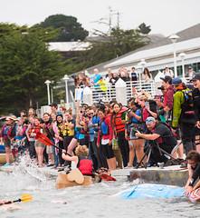 Paddlefest Cardboard Cutout Race