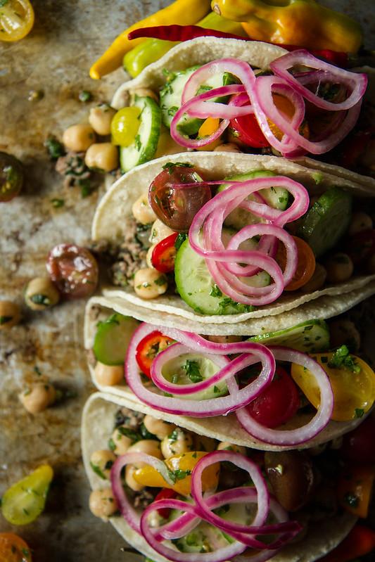 Greek Tacos