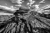 hoodoo rock formations near grand canyon by DigiDreamGrafix.com
