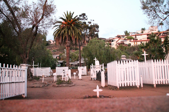 El Campo Santo Cemetery