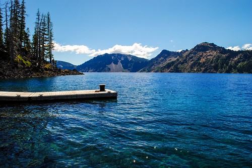 Lovely Day on the Lake