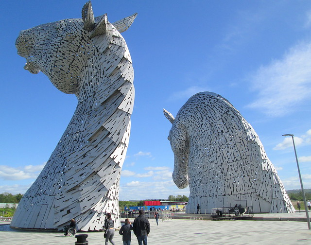 Kelpies Rear