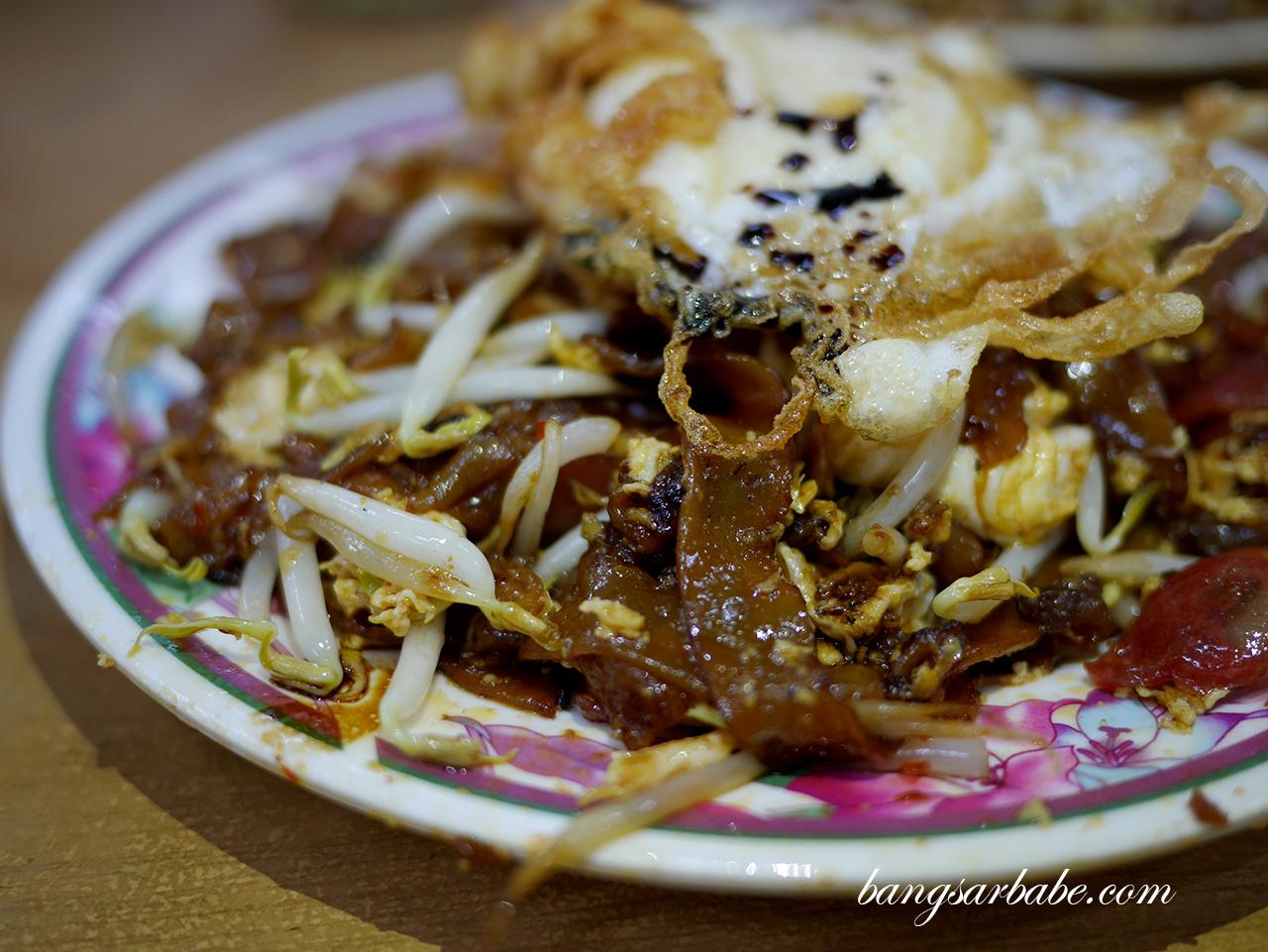 Duck Egg Char Kuay Teow Bukit Mertajam (2)