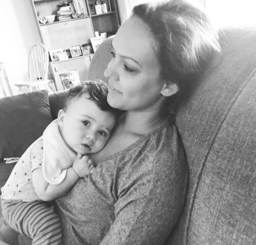 Riley & Auntie Kourtney