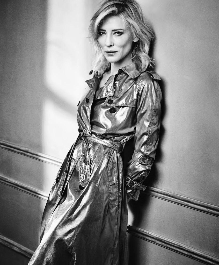 Кейт Бланшетт — Фотосессия для «GQ» 2015 – 1