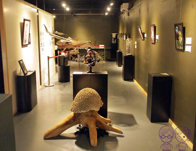 12 3 Cafe Studio 開放式空間 藝術作品
