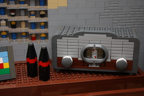 Nuka cola and the radio