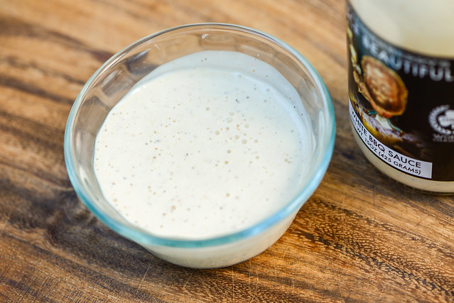 Jim Quessenberry's Sauce Beautiful White BBQ Sauce
