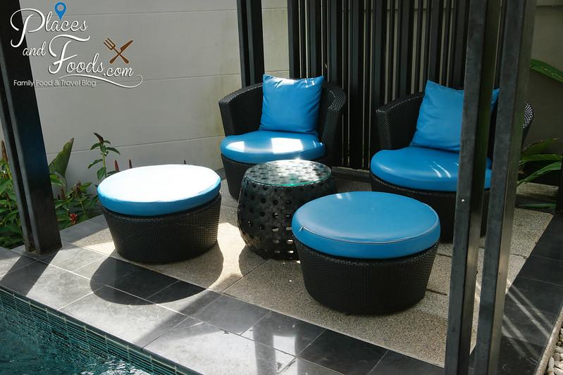 ramada khao lak hotel villa rest area