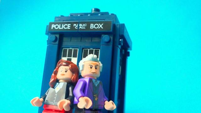 Twelfth Doctor  Clara Oswald