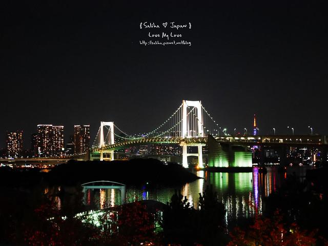 台場一日遊台場海濱公園夜景百貨公司必看 (49)