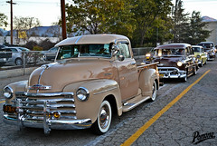 Chevys Rollin' In