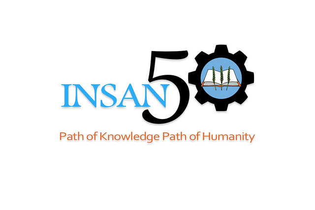 INSAN 50 Logo