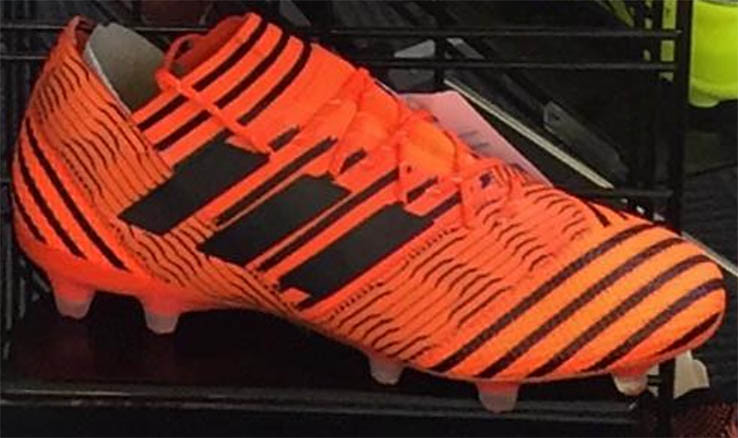 All-New Red Adidas Nemeziz 2017 Boots Leaked (2)