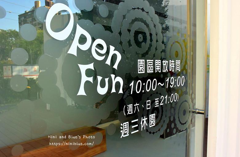 OpenFun 藝術家駐村.台中景點.繽紛貨櫃屋.勤美術館17