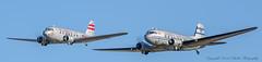 1942 DC-2 1944 DC-3