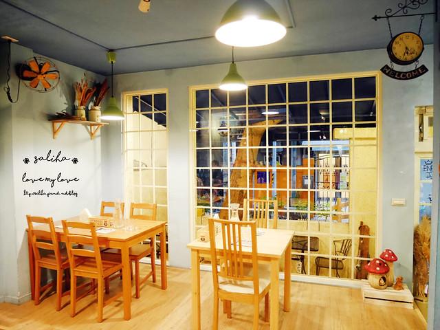 台北中山站好吃素食餐廳蛋奶樹 (2)