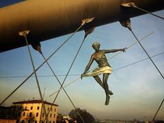 Cracow sculpture