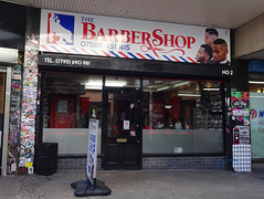 Picture of Barber Shop (MOVED), 2 St George's Walk
