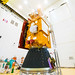 Sentinel-2B installed on its payload launcher adapter by europeanspaceagency